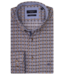 Giordano Shirt with Print - Brown