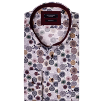 Shirt with Print - Multicolor