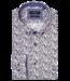 Giordano Overhemd met Kleine Bloem - Dark Navy