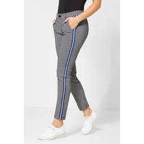 Pepita-Pants York - Deep Blue