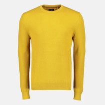 Structured Sweater - Yellow
