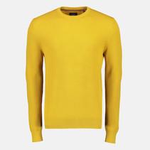 Struktur Pullover - Yellow