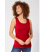 Street One Basic Top Gania - Love Red
