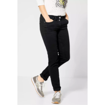 Loose Fit Denim Scarlett - Black