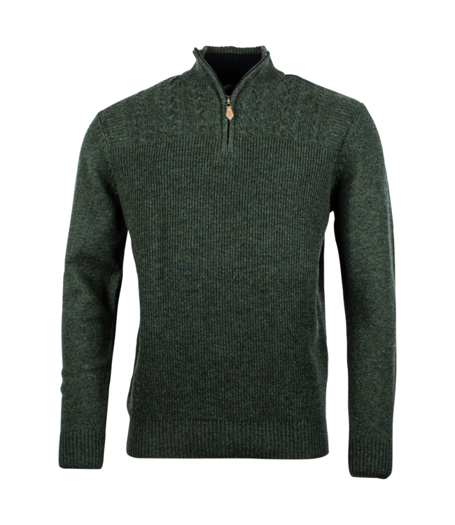 Baileys Pullover mit Wolle - Green