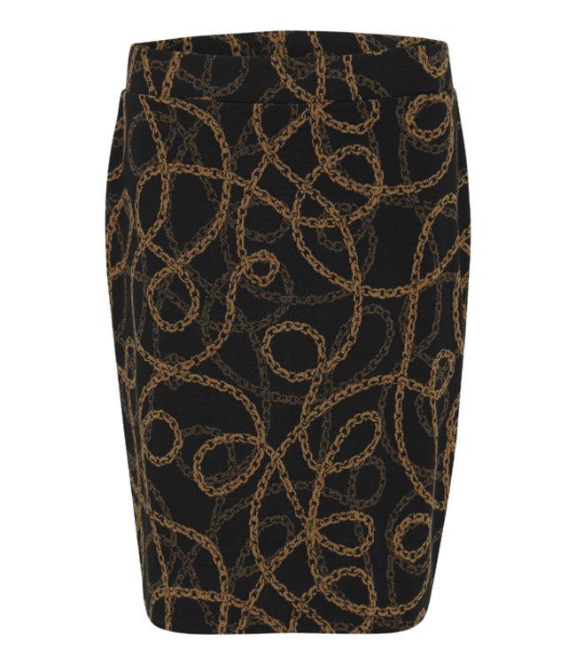 Soyaconcept Skirt Clarissa 1 - Black