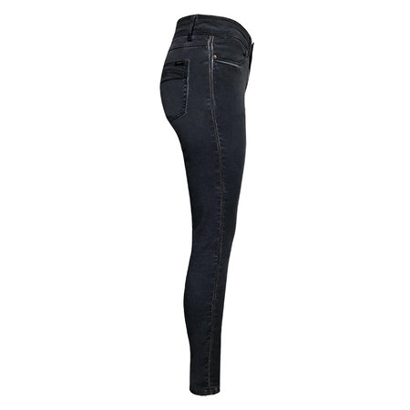 Elvira Collections Trouser Stylish - Anthracite