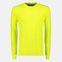 Pullover mit Struktur - Wild Lime