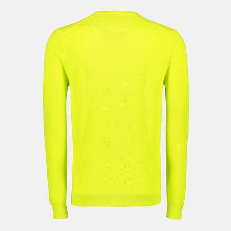 Lerros Pullover mit Struktur - Wild Lime