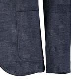Lerros Glencheck Blazer - Vintage Blue