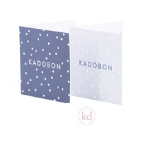 Cotton Blues Geschenkkarte -  €10 t/m €100
