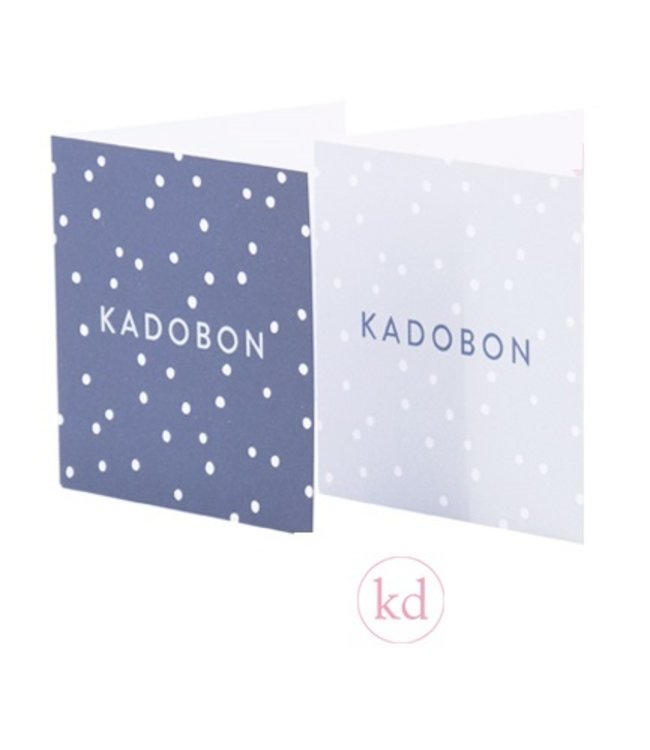 Cotton Blues Giftcard -  €10 t/m €100