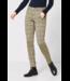 Street One Checkered Pants York - Easy Camel