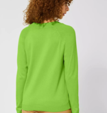 Street One Effen Gekleurde Pullover Gundi - Flash Lime