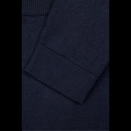 Street One Effen Gekleurde Pullover Gundi - Deep Blue