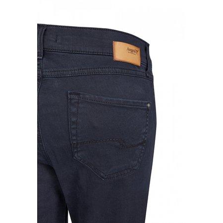 Angels Jeanswear Gekleurde Skinny Jeans - Midnight Blue