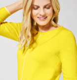Cecil Basic Pullover - Fresh Yellow
