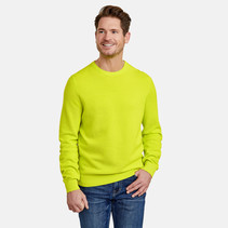 Sweater with Structure - Wild Lime