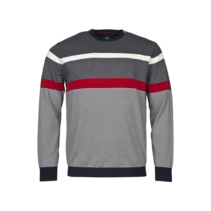 Sporty Sweater - Red