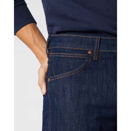 Wrangler Jeans Greensboro - Regular Straight - Ocean Squall