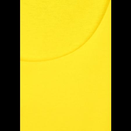 Street One Basic Shirt Pania - Shiny Yellow