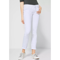 Colour Denim Crissi - White