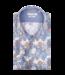 Giordano Shirt Long Sleeve with Print - Dark Navy