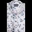 Giordano Overhemd Korte Mouw met Print - White