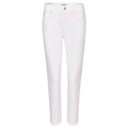 Angels Jeanswear Ankle Jeans Ornella - White
