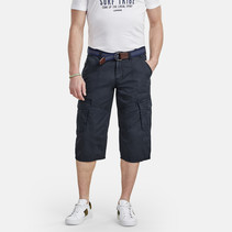 Cargo Long Bermuda - Navy