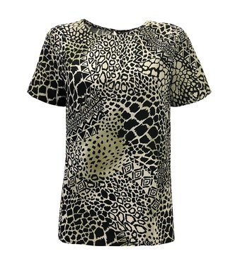 Elvira Collections Top Lizzy - African Green