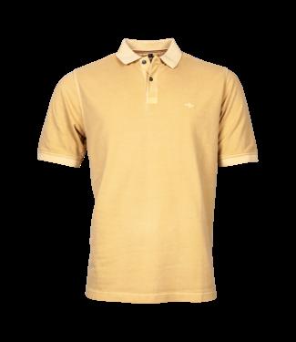 Baileys Basic Piqué Polo Shirt - Golden Apricot