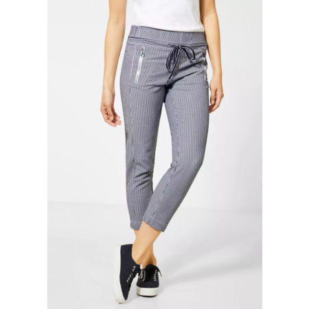 Street One BONNY - Trainingsbroek - blue