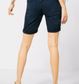 Cecil Loose Fit Shorts New York - Deep Blue
