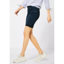 Loose Fit Shorts New York - Deep Blue