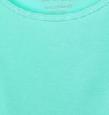 Cecil Organic Tanktop Linda - Light Molecule Mint Green