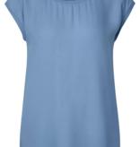 Street One Effen T-Shirt - Smoky Blue