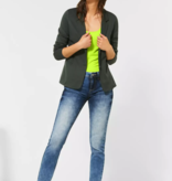 Street One Basic Top Anni - Laser Lime
