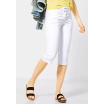 Colored Pants Vicky - White