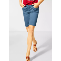 Casual Fit Bermuda Yulius - Smoky Blue