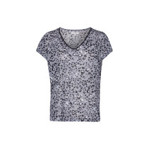 T-Shirt Aretha 16 - Dusty Blue Combi