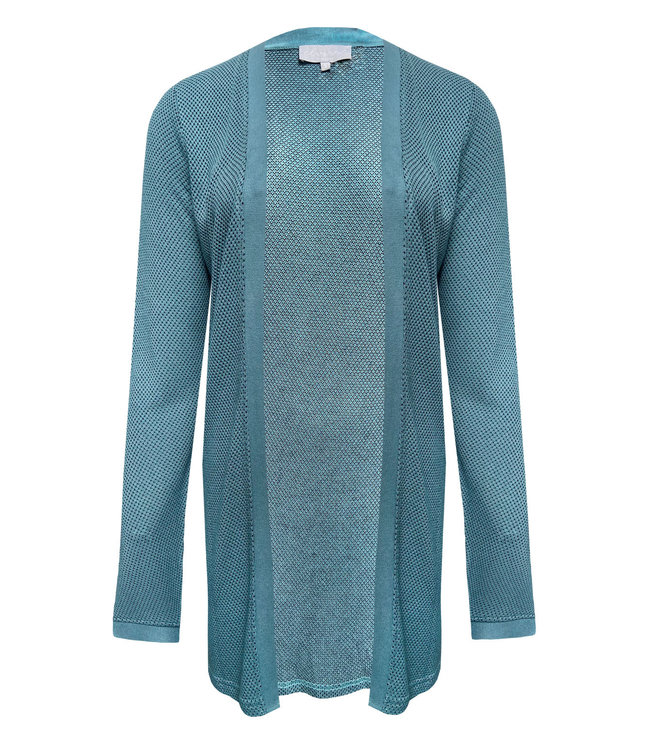 Elvira Collections Cardigan Eva - Mineral Blue