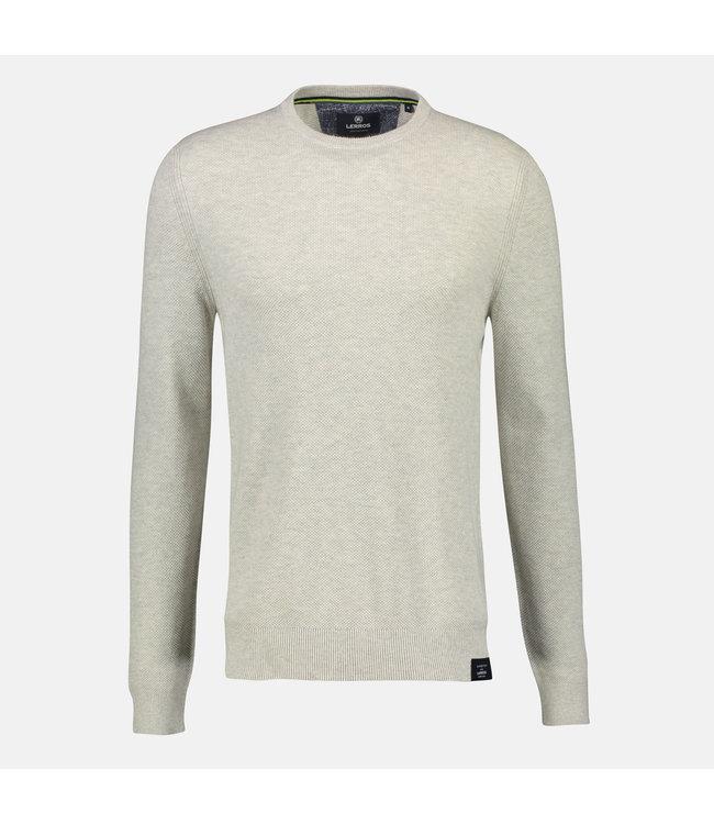 Lerros Basic Sweater - Off White