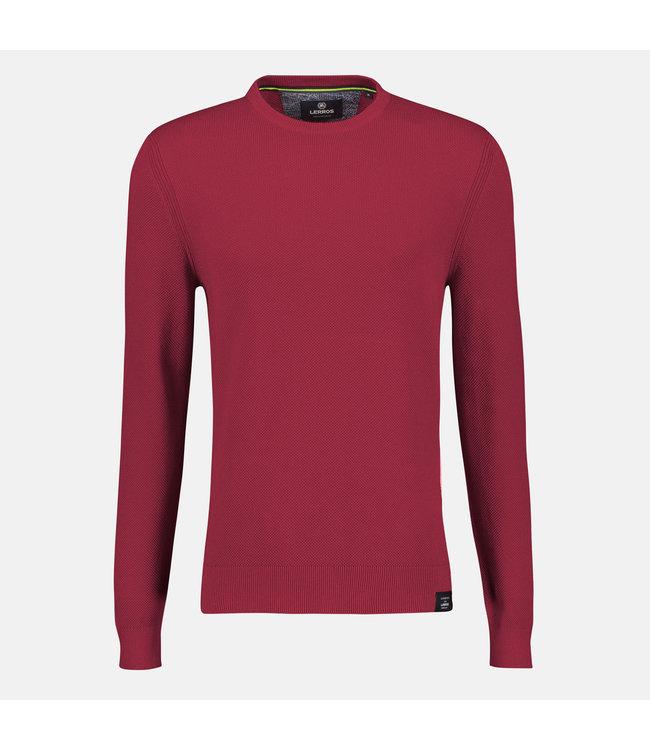 Lerros Basic Sweater - Red