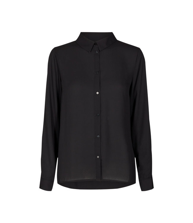 Soyaconcept Shirt Cemre 160 - Black