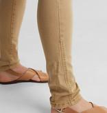 Esprit Broek met Shaping-Functie - Camel