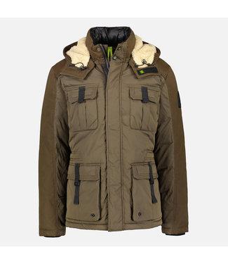 Lerros Outdoor Fieldjacket - Brown Melange