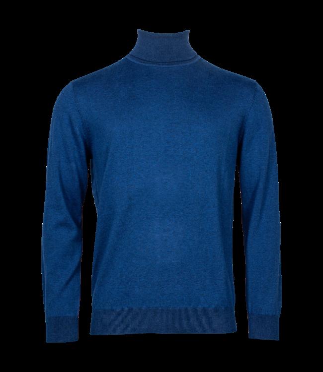 Baileys Pullover mit Rollkragen - Cobalt