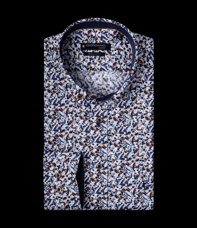 Giordano Ivy Shirt - White