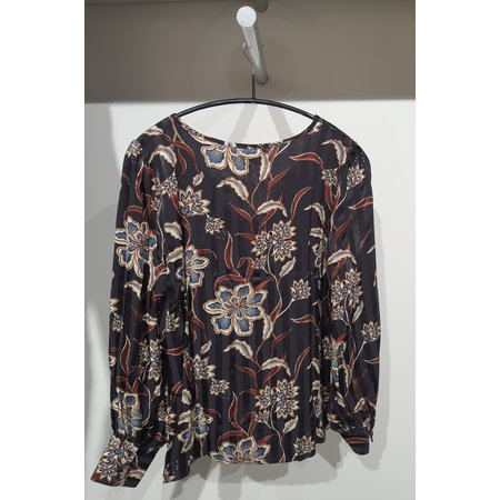 Elvira Collections Blouse Luna - Big Flower Print